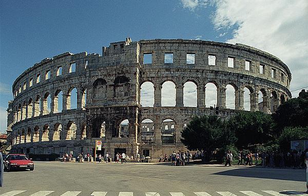 Amfiteatr Arena - Pula