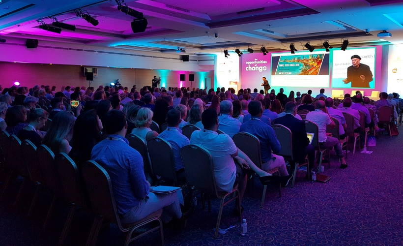 400 of Britain's leaders in tourism attend the annual conference in Split