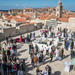 """The last episode of the TV show """"Game of Thrones"""" was premiered in Dubrovnik"""