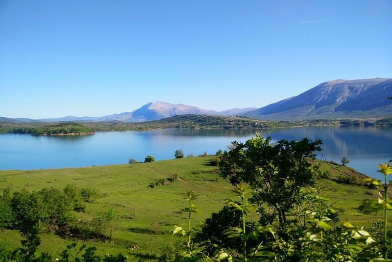 British portal lists Lake Peruća among the 20 most beautiful in Europe