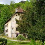 The Podolje Mansion in Samobor