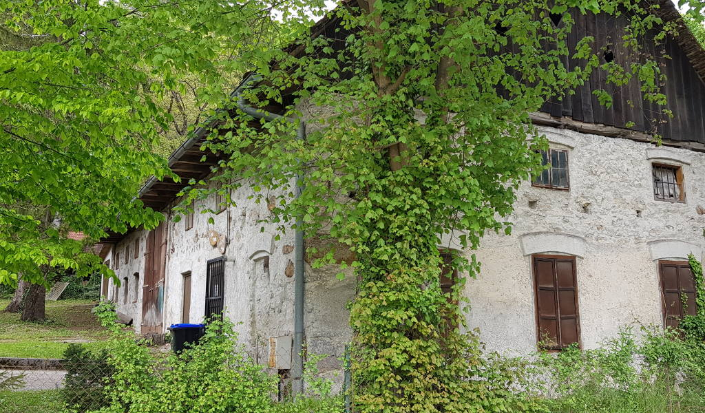 The Podolje Mansion in Samobor