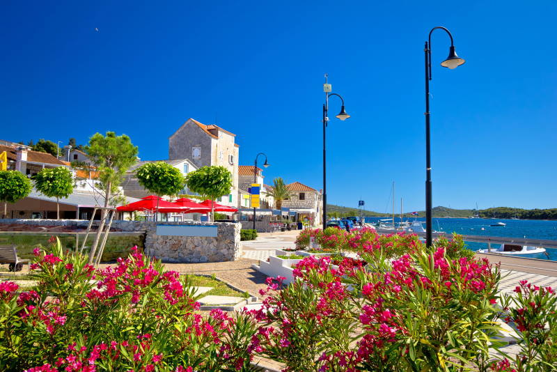Rogoznica - Heart of Dalmatia, perfect place to relax and safest harbor on the Adriatic Sea