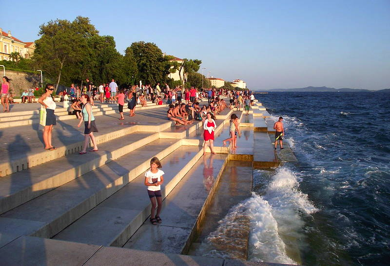 Zadar - The Sea Organ