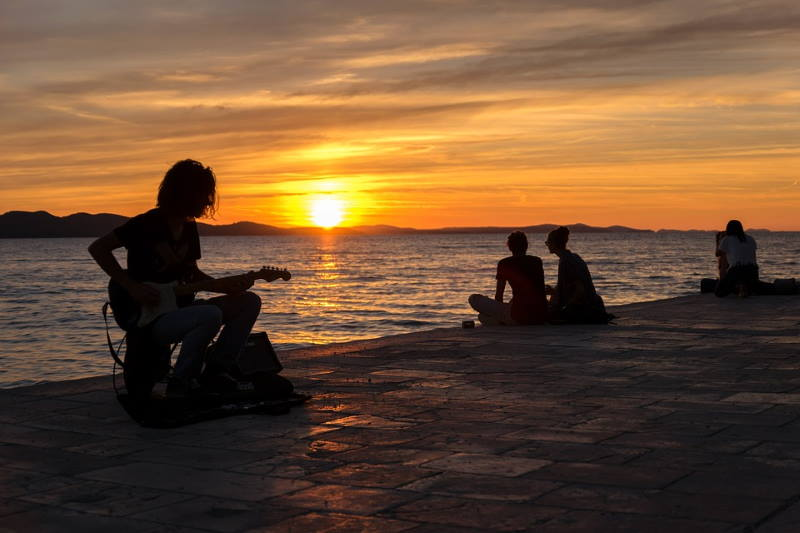 Zadar - The Most Beautiful Sunset In The World